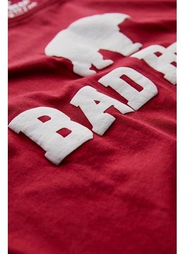 Bad Bear Erkek Tişört 190107002-Ngtos Kırmızı